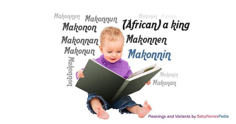 Meaning of the name Makonnin