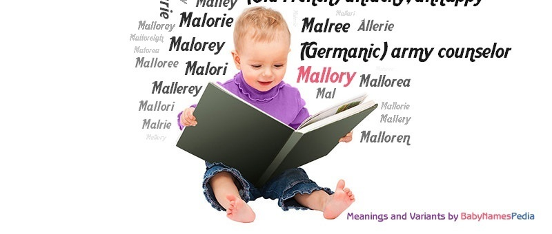 Meaning of the name Mallory