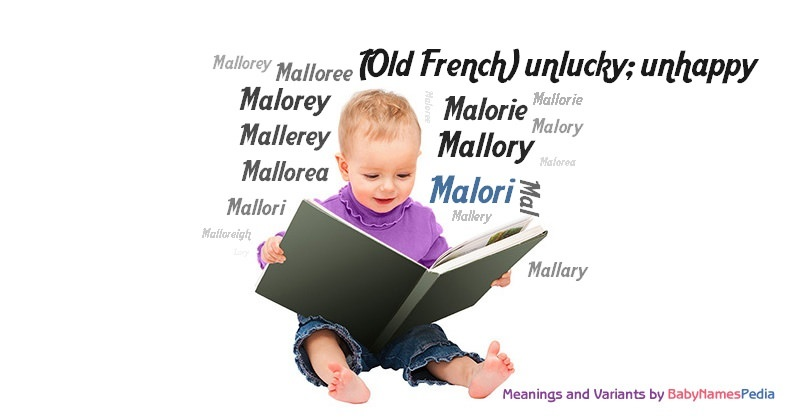 Meaning of the name Malori