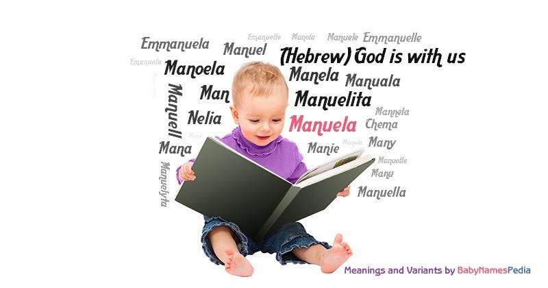 Meaning of the name Manuela