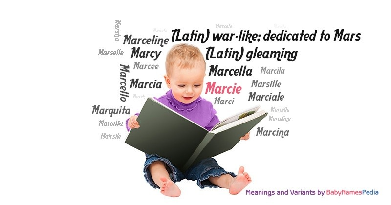 Meaning of the name Marcie