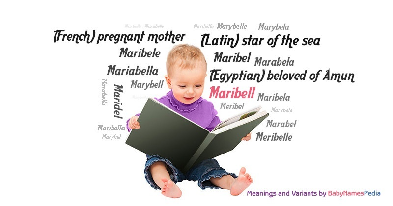 Meaning of the name Maribell