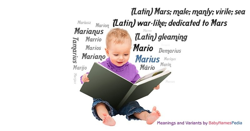 Meaning of the name Marius