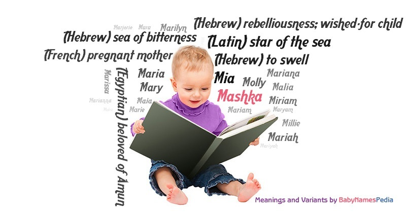 Meaning of the name Mashka