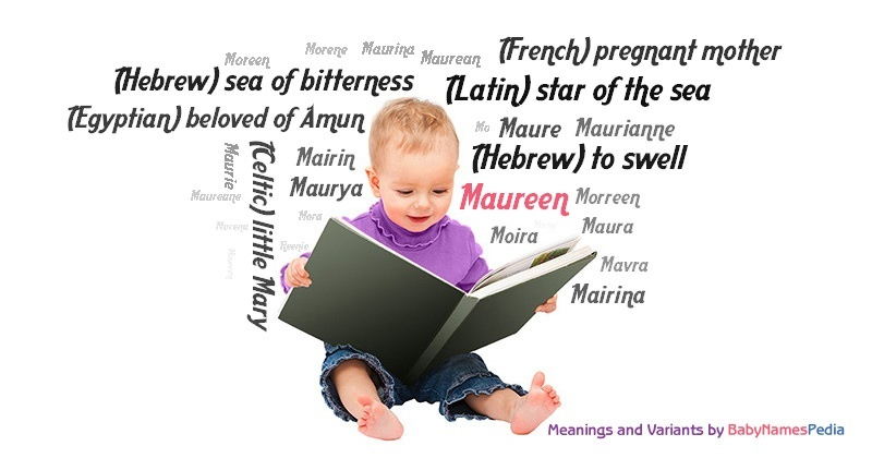 Meaning of the name Maureen
