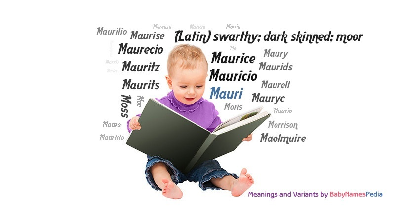 Meaning of the name Mauri