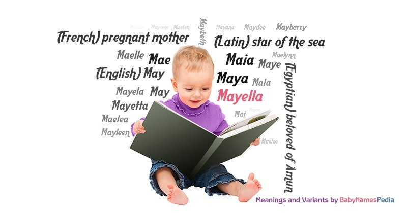 Meaning of the name Mayella