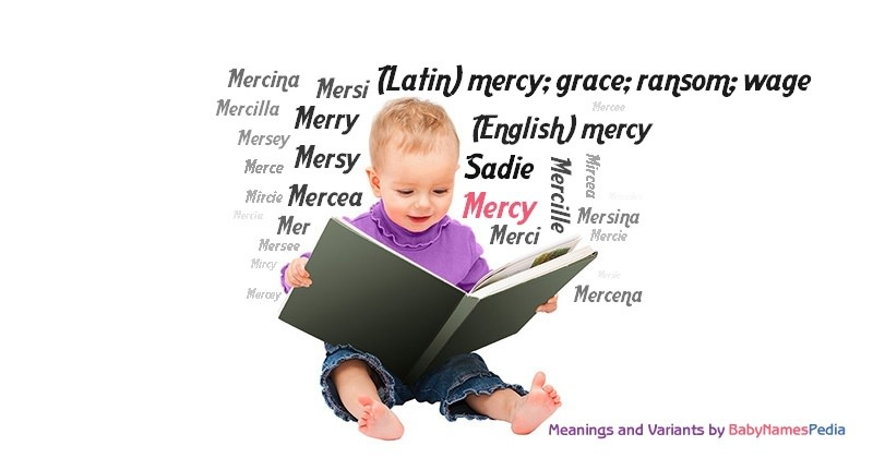 Meaning of the name Mercy