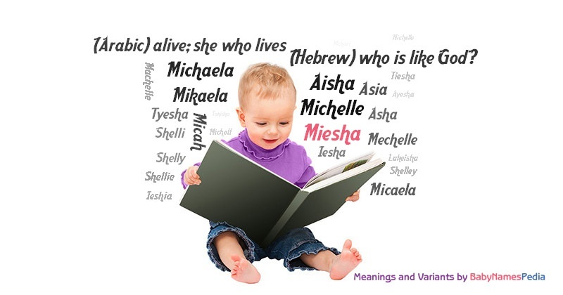 Meaning of the name Miesha