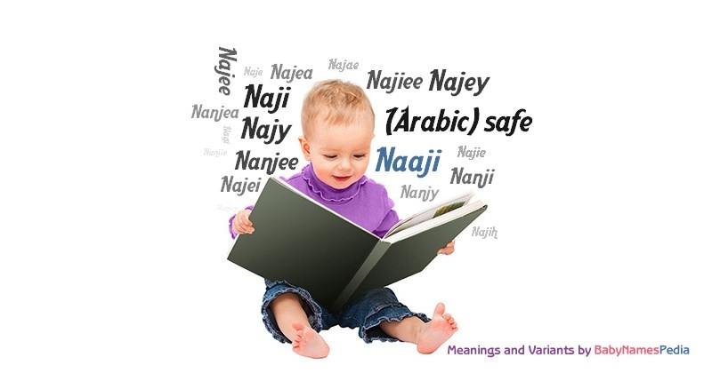 Meaning of the name Naaji