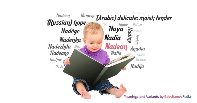 Meaning of the name Nadean