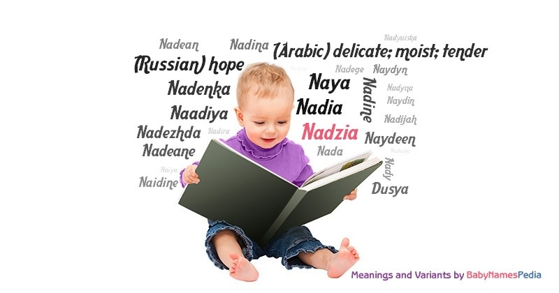 Meaning of the name Nadzia