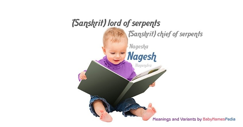 Meaning of the name Nagesh