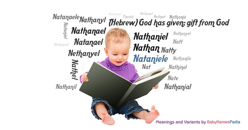 Meaning of the name Nataniele