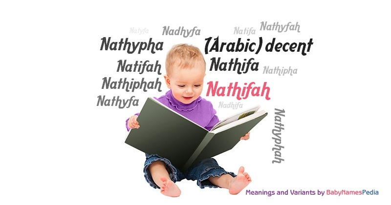 Meaning of the name Nathifah