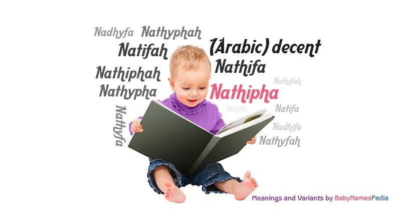 Meaning of the name Nathipha