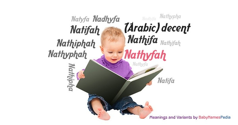Meaning of the name Nathyfah