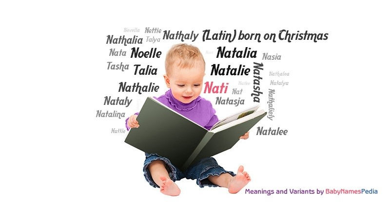 Meaning of the name Nati