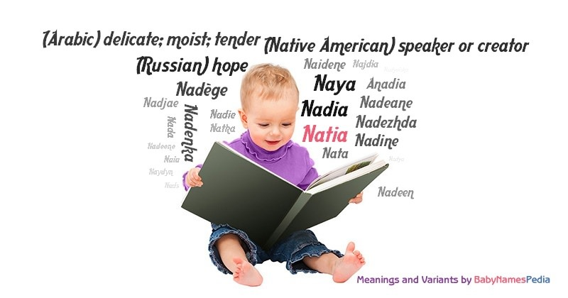 Meaning of the name Natia