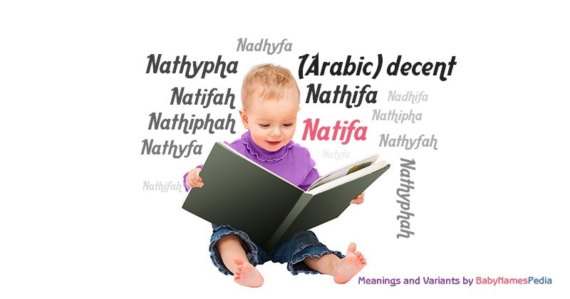 Meaning of the name Natifa