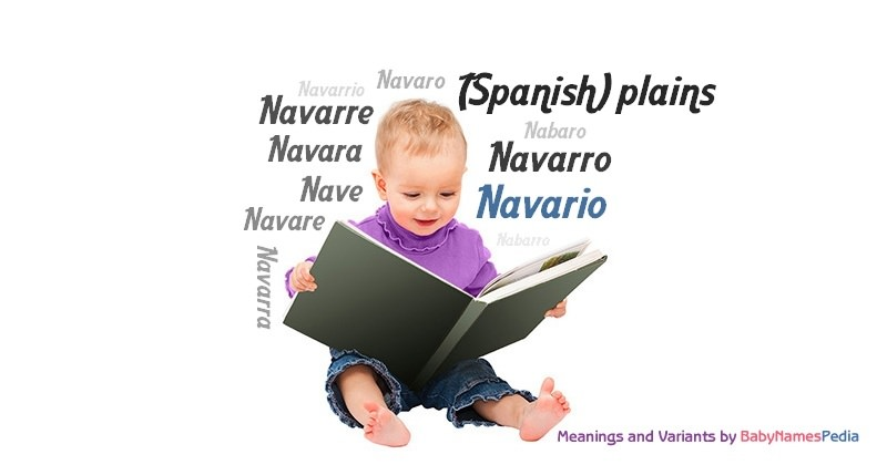Meaning of the name Navario