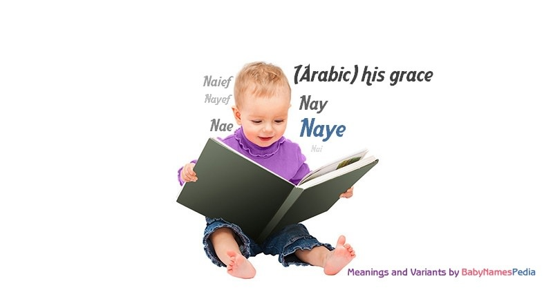 Meaning of the name Naye
