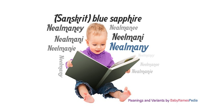 Meaning of the name Nealmany