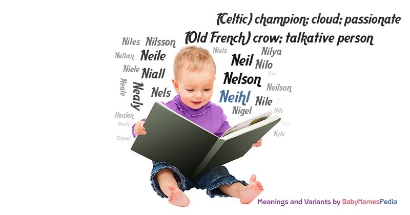 Meaning of the name Neihl