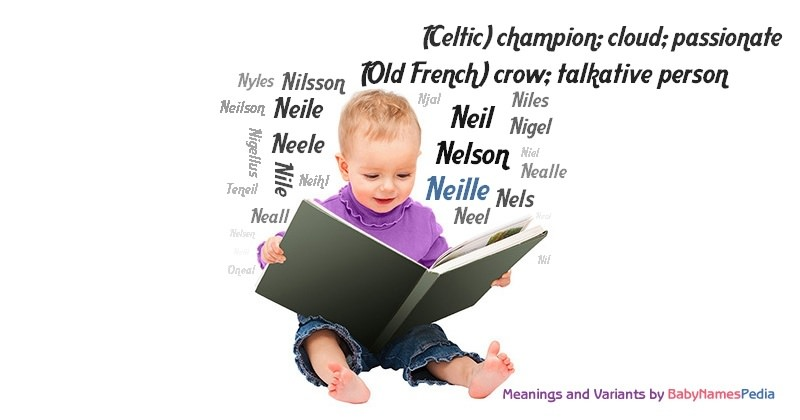 Meaning of the name Neille