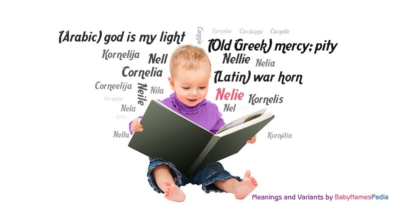 Meaning of the name Nelie