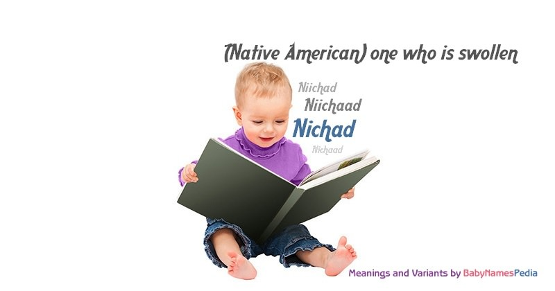 Meaning of the name Nichad