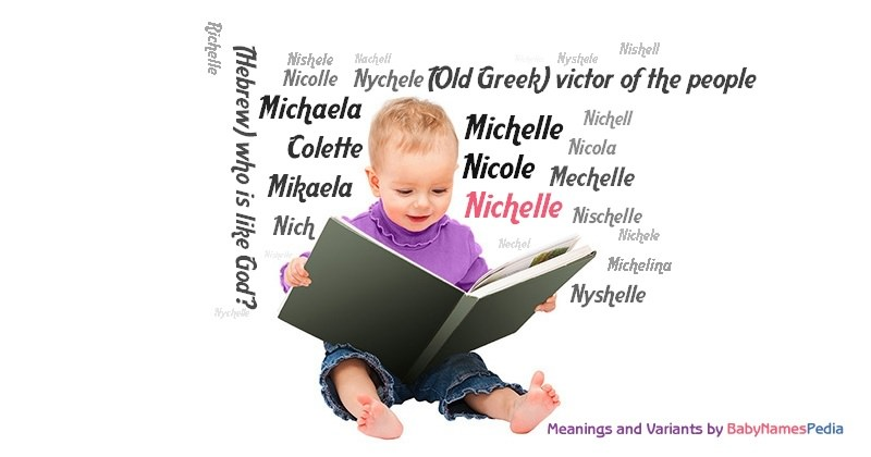 Meaning of the name Nichelle