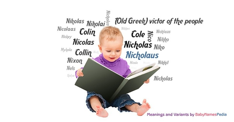 Meaning of the name Nicholaus