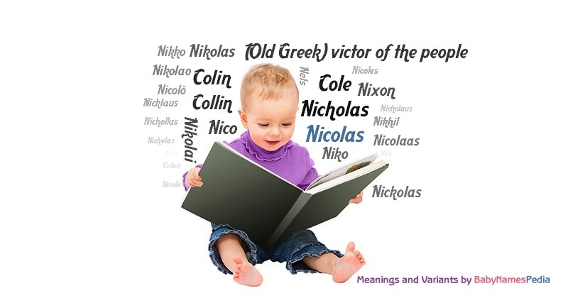 Meaning of the name Nicolas