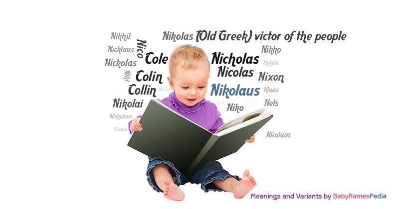 nikolaus meaning of nikolaus what does nikolaus mean. Black Bedroom Furniture Sets. Home Design Ideas