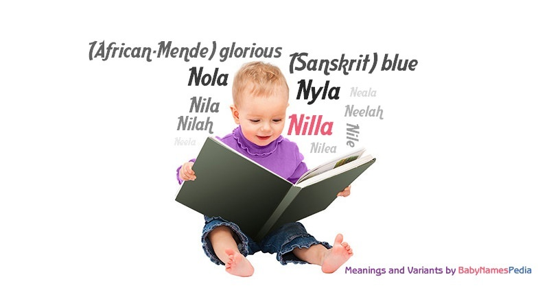 Meaning of the name Nilla