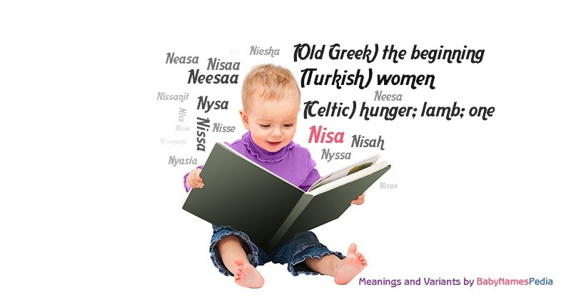 Meaning of the name Nisa