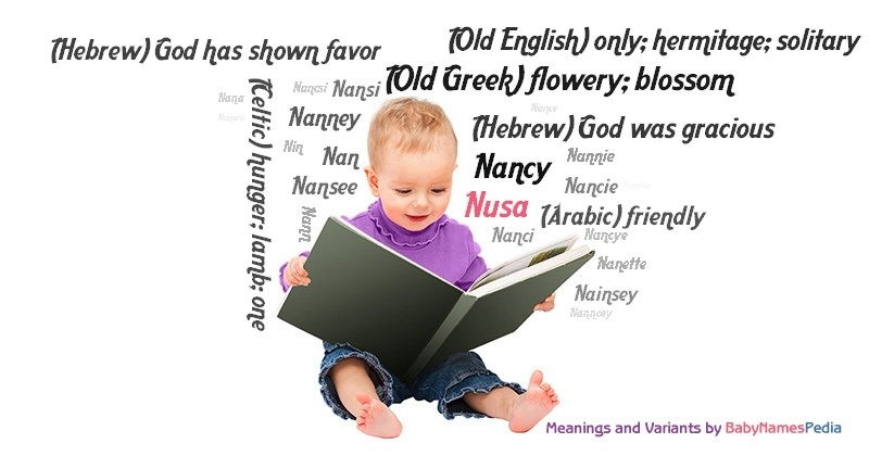 Meaning of the name Nusa