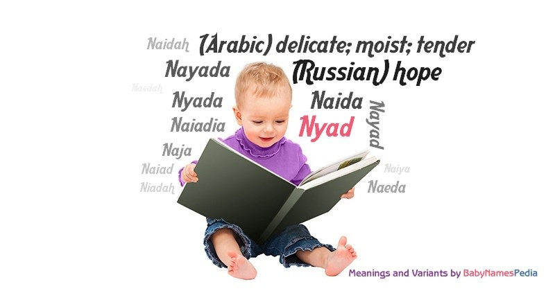 Meaning of the name Nyad