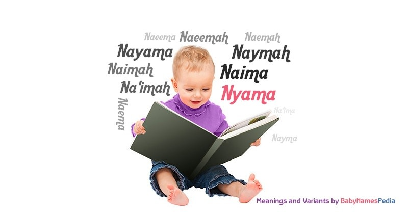 Meaning of the name Nyama