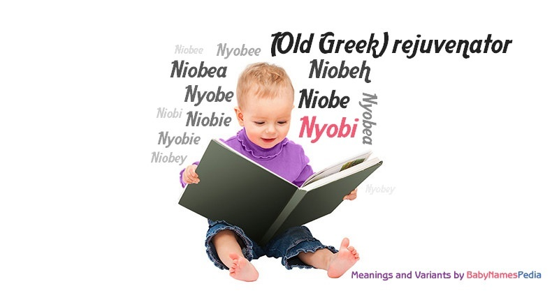 Meaning of the name Nyobi