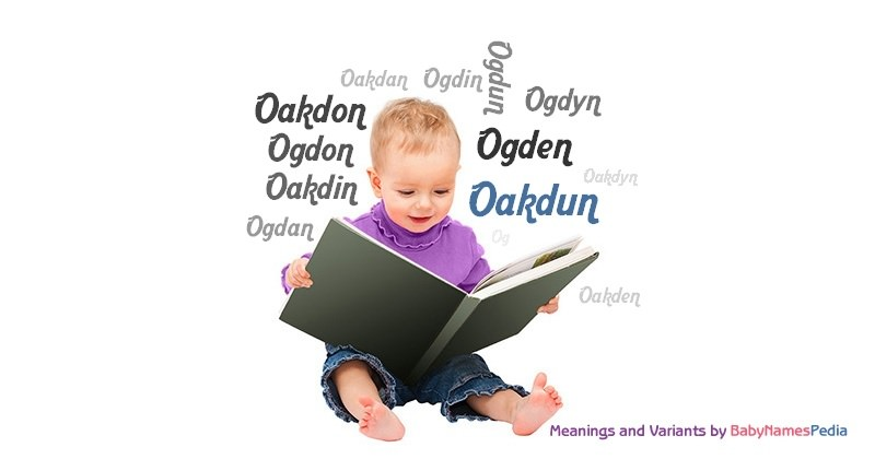 Meaning of the name Oakdun