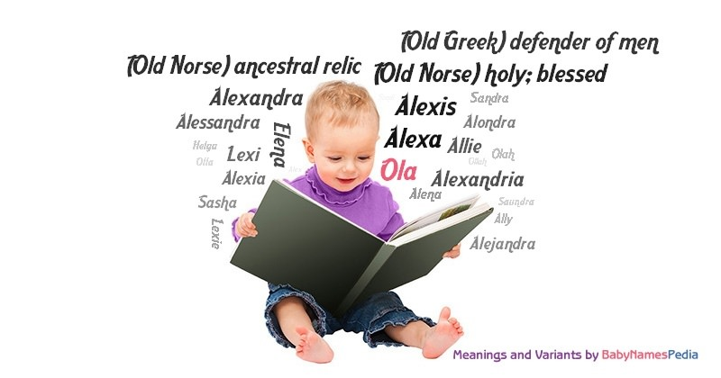 Meaning of the name Ola