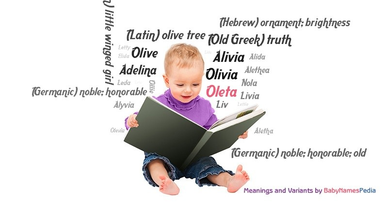 Meaning of the name Oleta