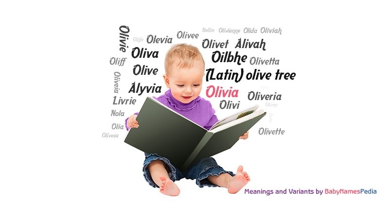 Meaning of the name Olivia