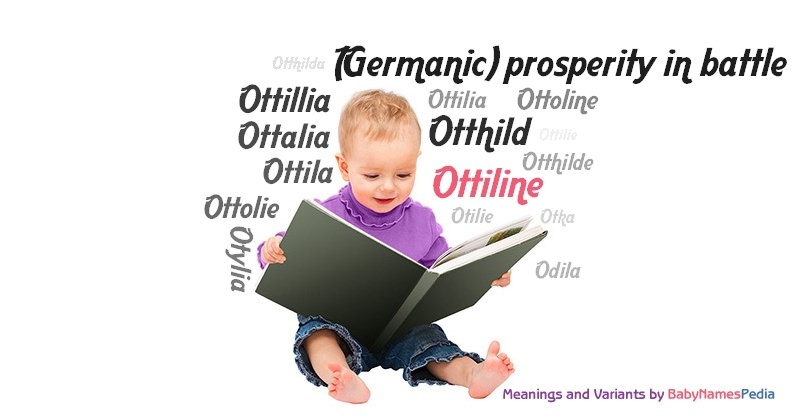 Meaning of the name Ottiline