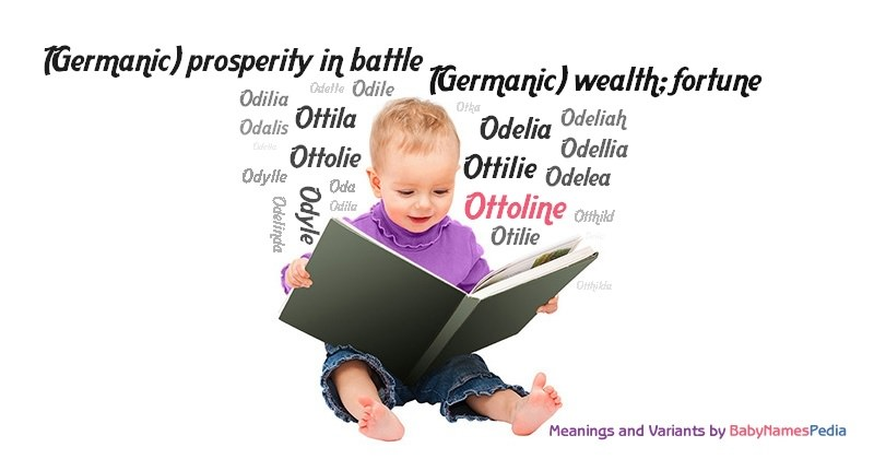 Meaning of the name Ottoline