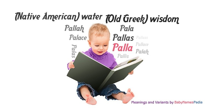 Meaning of the name Palla