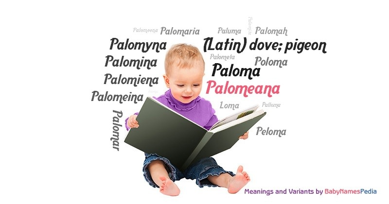 Meaning of the name Palomeana