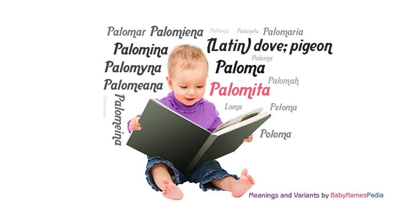 Meaning of the name Palomita